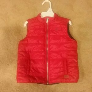 7 for all Mankind Red Vest